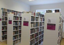 Integracja z Biblioteką Publiczną Miasta i Gminy Piaseczno.
