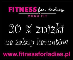 Zniżka Fitness for Ladies