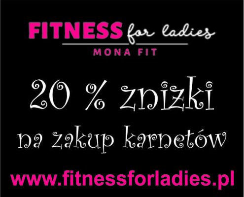 Zniżka Fitness for Ladies