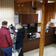 Zdjęcie wewnątrz Referatu Obsługi Karty Mieszkańca