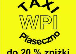 zniżka Taxi