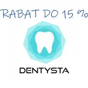 Dentysta Rabat 15 %