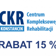 rabat 15% CKR