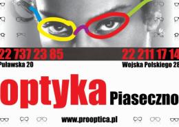 """Salony optyczne """"ProOptica"""""""