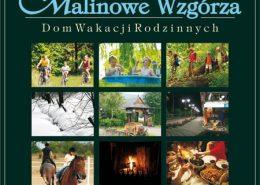 """Dom Wakacji Rodzinnych """"Malinowe Wzgórza"""" w Beskidach"""