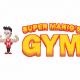 Logo siłowni Supermario GYM