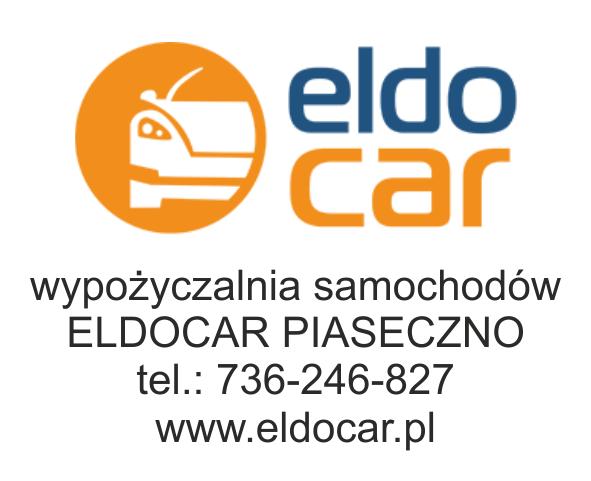 wypożyczalnia Eldocar logo
